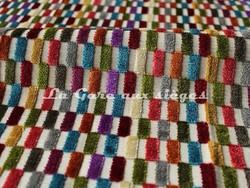 Tissu Deschemaker - Cancun - réf: 103938 - Multicolore - Voir en grand