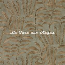 Papier peint Zoffany - Highclere - réf: 312854 Olivine - Voir en grand