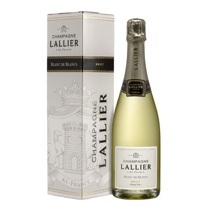 Champagne Lallier Blanc de Blancs Grand cru - CHAMPAGNE - Charpentier Vins - Voir en grand