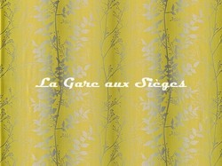 Tissu Harlequin - Persephone - réf: 130253 Turmeric/Zinc - Voir en grand