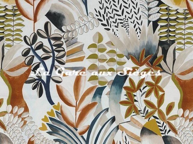Tissu Casamance - Giardini - réf: 4615.0252 - Voir en grand