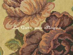 Tissu Chanée Ducrocq - Margot - réf: 8184 Dune ( détail ) - Voir en grand