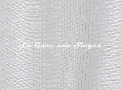 Tissu Pierre Frey - Comète - réf: F3059.001 Blanc - Voir en grand