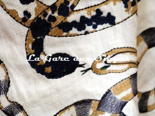 Tissu Pierre Frey - Venimeuses - réf: F3344.002 ( détail ) - Voir en grand