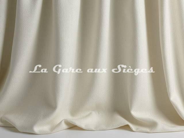 Tissu Pierre Frey - Salomé - réf: F3276-001 Crème - Voir en grand