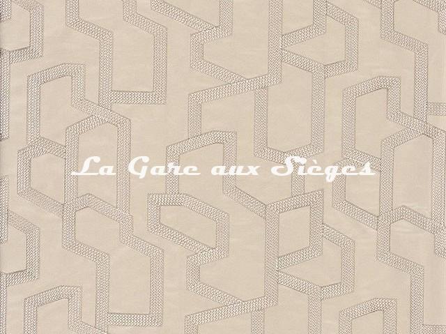 Tissu Camengo - Elite - réf: 4190.0225 Beige - Voir en grand