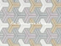 Tissu Camengo - Baléares - réf: 4171.0218 Céladon - Voir en grand