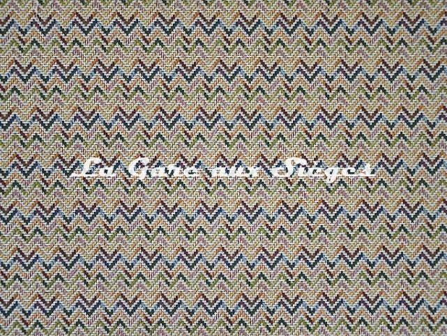 Tissu Casal - Joplin - réf: 13454.190 Multicolore - Voir en grand