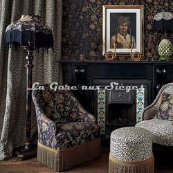 Tissu House of Hackney - Indienne - Voir en grand
