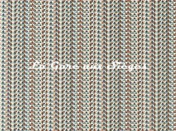 Tissu Scion - Concentric - réf: 132920 Pimento - Voir en grand