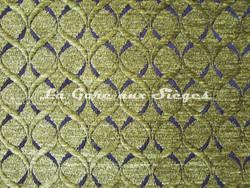Tissu Osborne & Little - Giotto - réf: F6141 - Coloris: 06 Lime - Voir en grand