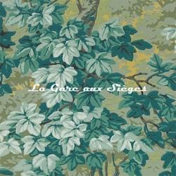 Papier peint Zoffany - Richmond Park - réf: 312857 Evergreen