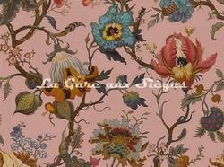 Tissu House of Hackney - Velours Artemis - Coloris: Blush - Voir en grand