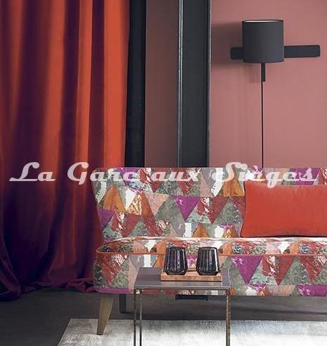 Tissu Casamance - Velours Private - Voir en grand