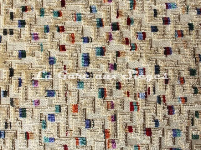 Tissu Casal - Villandry - réf: 12706-73 Beige - Voir en grand