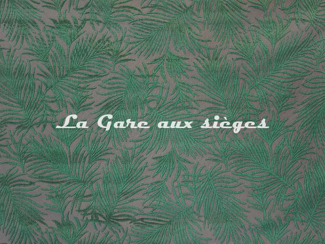 Tissu Casal - Futuna - réf: 12719.34 Forêt - Voir en grand