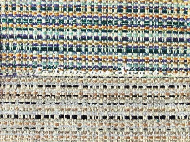 Tissu Scion - Néo - réf: 132172 Foxglove & 132175 Dusk - Voir en grand
