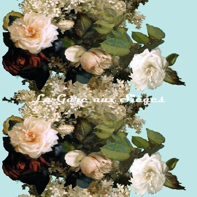 Tissu Elitis - Artémis - réf: LI413.41 Exalter tous les parfums - Voir en grand