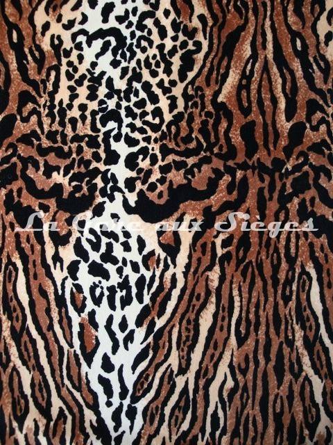 Tissu Casal - Pachuco - réf: 12827 Ocelot - Voir en grand