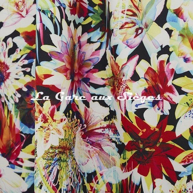 Tissu Jean Paul Gaultier - Barbade - réf: 3419.01 - Voir en grand