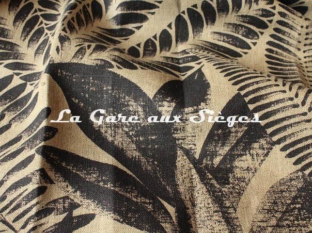 Tissu Casamance - Kristen Garden - réf: 4747.0258 ( détail ) - Voir en grand