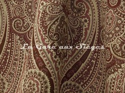 Tissu Lelièvre - Paisley - réf: 582.01 Bohème - Voir en grand