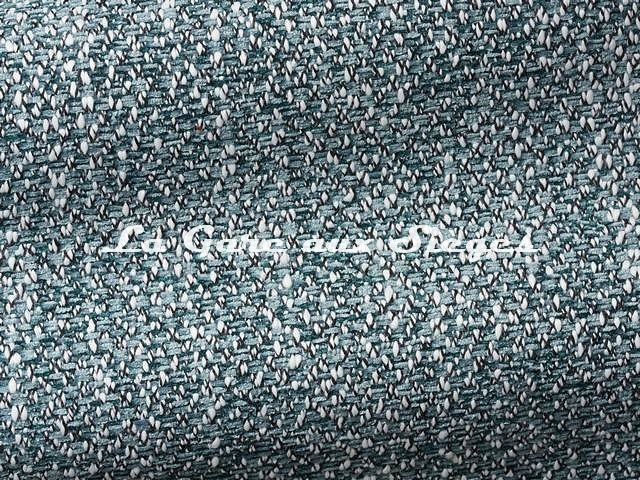 Tissu Pierre Frey - Fox - réf: F3224 - Coloris: 002 Pétrole - Voir en grand