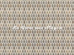 Tissu Baker Lifestyle - Mazara - réf: PF50446.2 Stone - Voir en grand