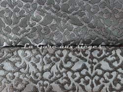 Tissu Luciano Marcato - Pensiero - réf: LM19523 - Coloris: 60 & 61 - Voir en grand