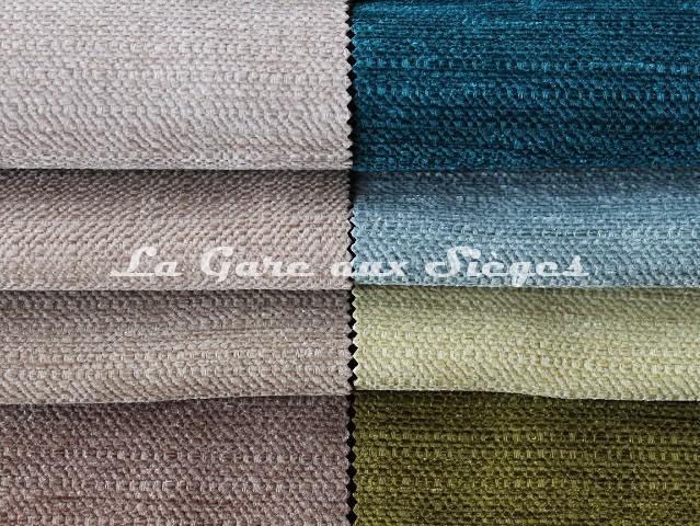 Tissu Casal - Argos - réf: 83984 - Coloris: 78 - 740 - 760 - 770 & 12 - 10 - 30 - 33 - Voir en grand