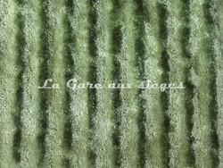 Tissu Chanée Ducrocq - Khéops - Coloris: 309 Basilic - Voir en grand