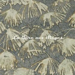 Papier peint Zoffany - Iliad - réf: 312635 Blue Stone