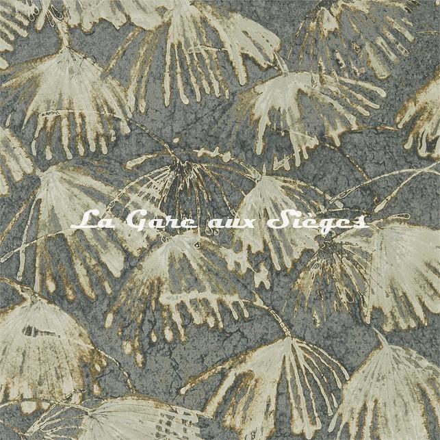 Papier peint Zoffany - Iliad - réf: 312635 Blue Stone - Voir en grand