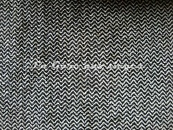 Tissu Pierre Frey - Cosmos - Réf: F2760 - Coloris: 005 Noir - Voir en grand