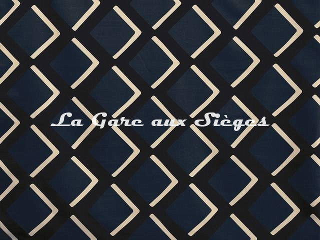 Tissu Pierre Frey - Diamonds - réf: F3213.003 Night Dream - Voir en grand