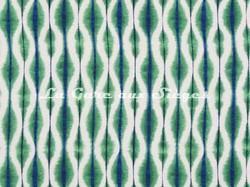 Tissu Pierre Frey - Coban - réf: 3084-002 Emeraude - Voir en grand