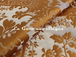 Tissu Tassinari & Châtel - Louis Philippe - réf: 1653.03 Ecaille - Voir en grand