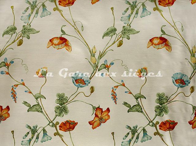 Tissu Bélinac - Garden - réf: 1023/3923 - Voir en grand