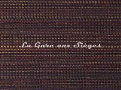 Tissu Le Crin - Longchamp - réf: C0408 - Coloris: 011 Acajou - Voir en grand
