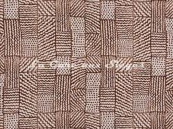 Tissu Pierre Frey - Jaya - réf: F3027-001 Terracotta - Voir en grand