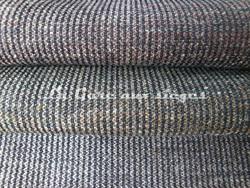 Tissu Dominique Kieffer - Incroyable - réf: 17197 - Coloris: 10 Sous bois - 11 Sauge - 12 Craie - Voir en grand