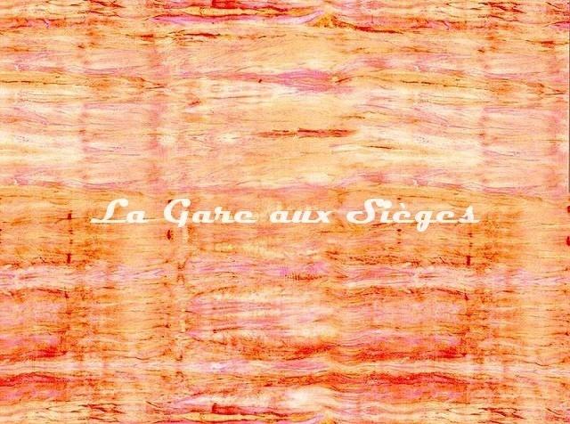 Tissu Casamance - Nériage - réf: 3648.0215 Rouge - Voir en grand