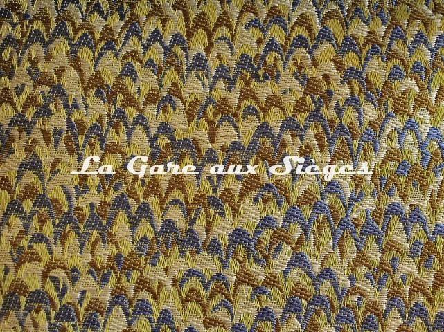 Tissu Rubelli - Beat - réf: 30264.007 Chartreuse - Voir en grand