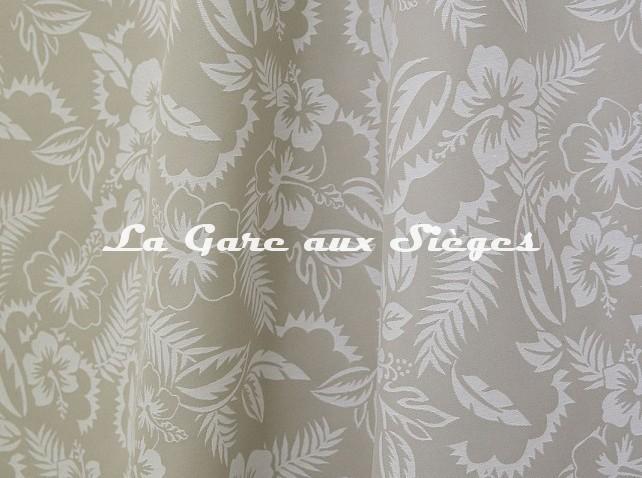 Tissu Jean Paul Gaultier - Nooréa - réf: 3495.01 ( détail ) - Voir en grand