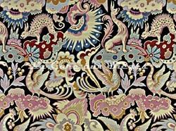 Tissu Tassinari & Châtel - Les Chimères - réf: 1670-01 - Voir en grand
