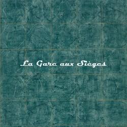 Papier peint Zoffany - Piastrella - réf: 312950 Huntsman Green - Voir en grand