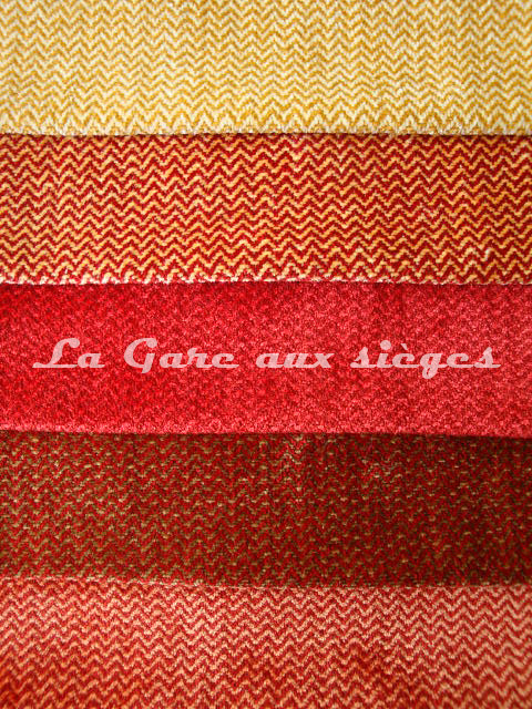Tissu Bélinac - Bastide - réf: 1290 - Coloris : 11 - 12 - 13 - 14 - 15 - Voir en grand