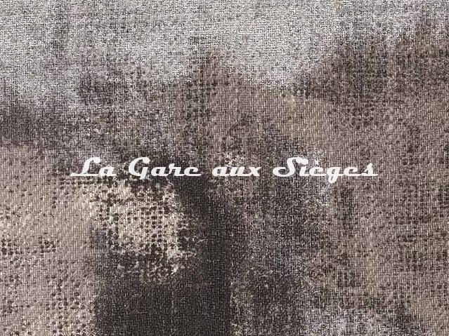 Tissu Dominique Kieffer - Tache Toile - réf: 17228-01 - Coloris: Tundra - Voir en grand
