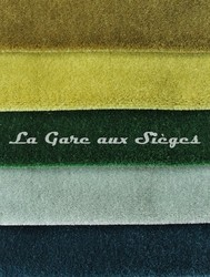 Tissu Pierre Frey - Bold - réf: F3212 - Coloris: 006 - 007 - 008 - 009 - 010 - Voir en grand