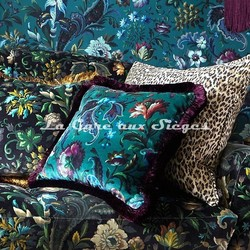 Tissu House of Hackney - Florika velvet - Voir en grand